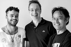 Stefan Scholer Trio Jazz Band Electro Kleve